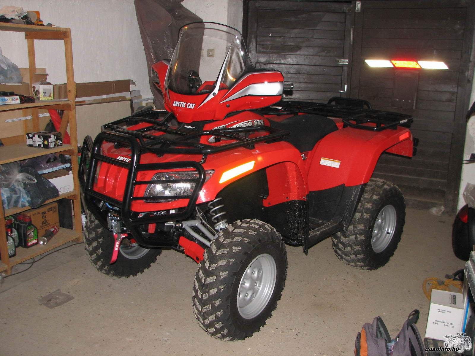 2015 Arctic Cat 4x4 Service Manual